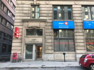 Large 6th Floor Office Space For Rent Downtown!