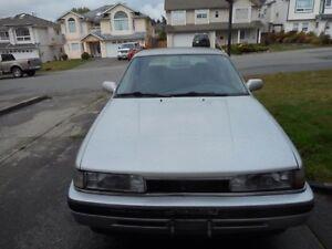 1992 mazda 626 sedan
