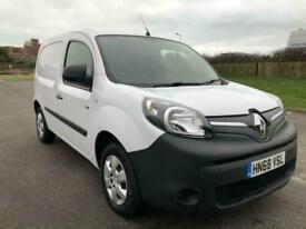 2018 Renault Kangoo ML20 44kW 33kWh Business i-Van Auto PANEL VAN Electric Autom