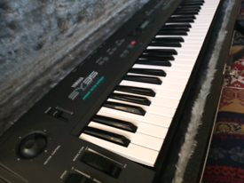 Yamaha sy35 Synthesizer
