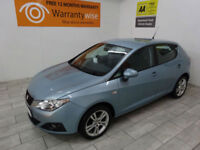 2010,Seat Ibiza 1.6 16v 105bhp Sport***BUY FOR ONLY £26 PER WEEK***