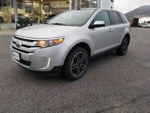 2014 Edge SEL AWD NAV $27,980 CERTIFIED PRE-OWNED