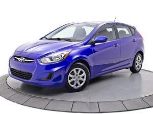 2013 Hyundai Accent L MANUELLE