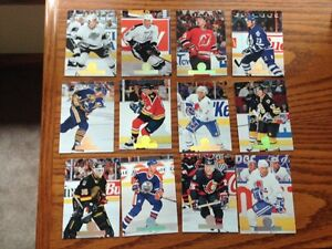 For Sale: 36 Hockey Cards From The Leaf Set (Year: 1994)