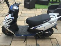 Lexmoto echo For sale £650 Ono very low mileage!