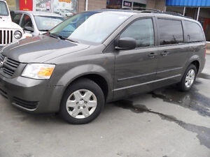 2010 Dodge Grand Caravan SE-STO & GO- 2 YEAR WARRANTY $7900.