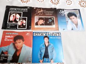 Bundle of 5 vinyls