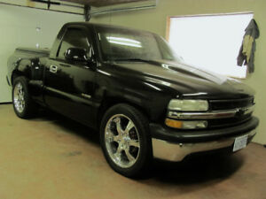 1999 Chev shortbox 1500 pickup