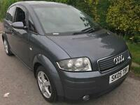 2005 Audi A2 1.4TDI Special Edition 5 door Hatchback