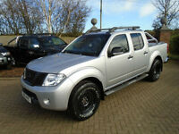 2012 12 Reg Nissan Navara 2.5dCi Tekna Connect ( 70,000 Miles ) Fully Loaded