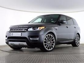 2017 Land Rover Range Rover Sport 3.0 SD V6 HSE Station Wagon 4x4 5dr