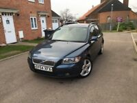 VOLVO V50 SE DIESEL - 6 SPEED MANUAL - SERVICE HISTORY - LONG MOT - FREE DELIVERY - P/X WELCOME