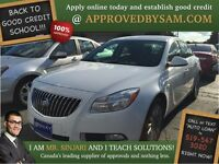 "Newer Buick Regal - TEXT ""AUTO LOAN"" TO 519 567 3020"