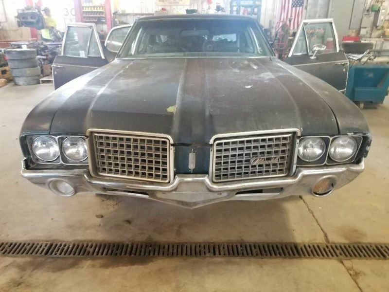 Used Oldsmobile Cutlass Exterior Door Panels and Frames for Sale