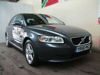 Volvo S40 1.6D 2009MY S 12 MONTHS WARRANTY == FINANCE AVAILABLE