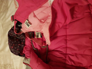 Winter stuff for girls ( 4 yrs old)