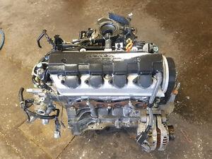 01-05 Acura 1.7 EL Engine D15b Vtec replacement D17A2 JDM