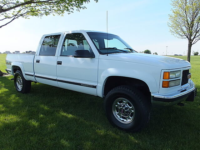 1999 Gmc 2500 Crew Cab Craigslist Autos Post