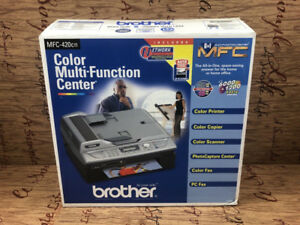 Brother MFC-420CN All-In-One Inkjet Printer