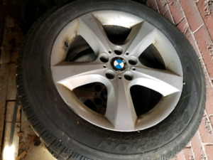 Bmw x5 winter tires