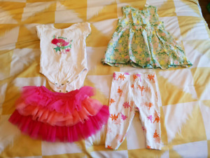Vêtements bébé fille 3-6 mois