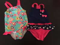 12-18 Months swimming costumes