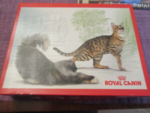 Royal Canin Cat Puzzle - 500 Large Chunky Pieces