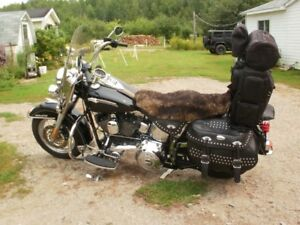 Motorcycle back rest luggage bags  ,Harley also for sale
