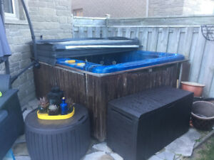 FREE HOT TUB - COME AND GET IT!