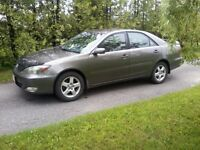 REDUCED!!! 2003 Toyota Camry Sport Edition Sedan