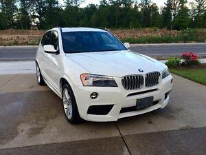 2014 BMW X3 M SPORT SUV, Crossover