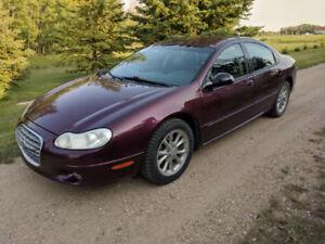1999 Chrysler LHS Luxury Touring Sedan -  Fully Loaded - Low KM