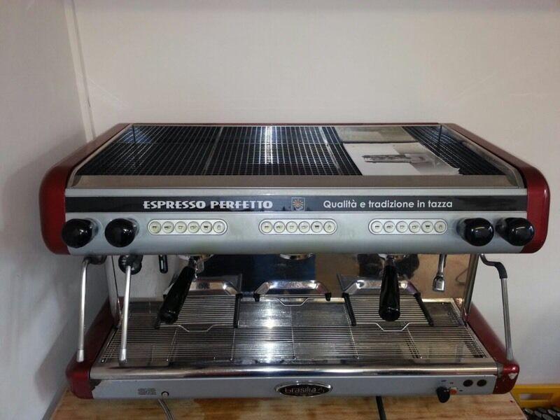 brasilia espresso machine parts