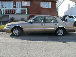 2002 Mercury Grand Marquis Berline