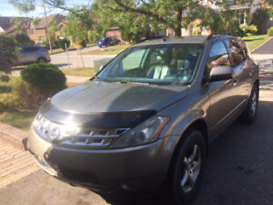 Nissan Murano SUV, *Great Shape Accident Free*
