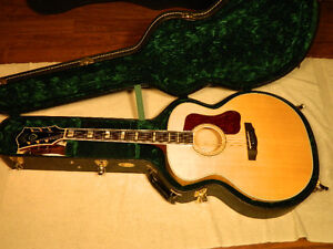 2012 Guild F-50 Jumbo Maple Made in USA