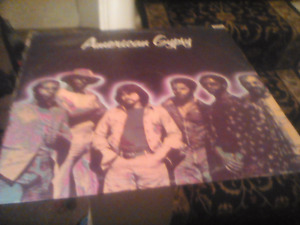 American Gypsy-1975 rare LP recorded in Holland-LOOK