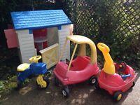 Free garden toys