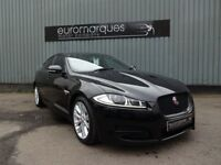Jaguar XF 2.2 Diesel Sport 200PS (black) 2013