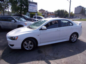 2013 MITSUBISHI LANCER 93.000 KM SAFETY + 6 YEARS WARRANTY