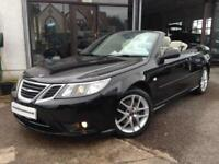 2009 (09) Saab 9-3 1.9TiD (150ps) Vector Sport Convertible (Finance Available)