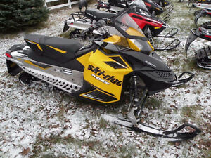 ski doo 600ace best sled ever on gas!