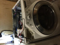 $60 Repair washer, dryer,refrigerator,range,dishwasher