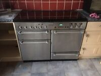 Leisure Cookmaster Range Double Gas Oven & Grill