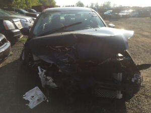 2014 BLACK FORD FOCUS FOR PARTS