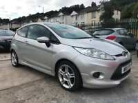 2011 (11 reg) Ford Fiesta 1.6 TD Zetec S 3dr Hatchback Turbo Diesel 5 Speed
