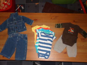 Newborn Boy Clothing