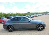 BMW 2.0 220d M Sport Coupe 2dr Diesel Auto (s/s) (190 ps)