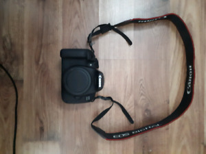 Canon t5i/700D + 10-18mm + 55-250mm