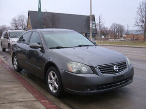 2005 Nissan Altima 2.5 SL, Extremely Clean